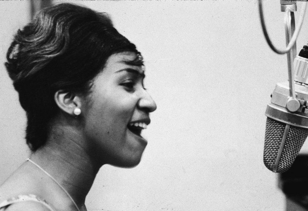 zangeres Aretha Franklin